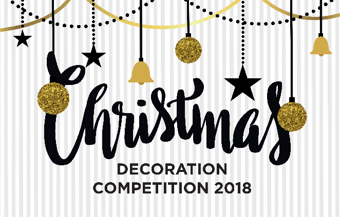 Christmas Decoration Competition 2018