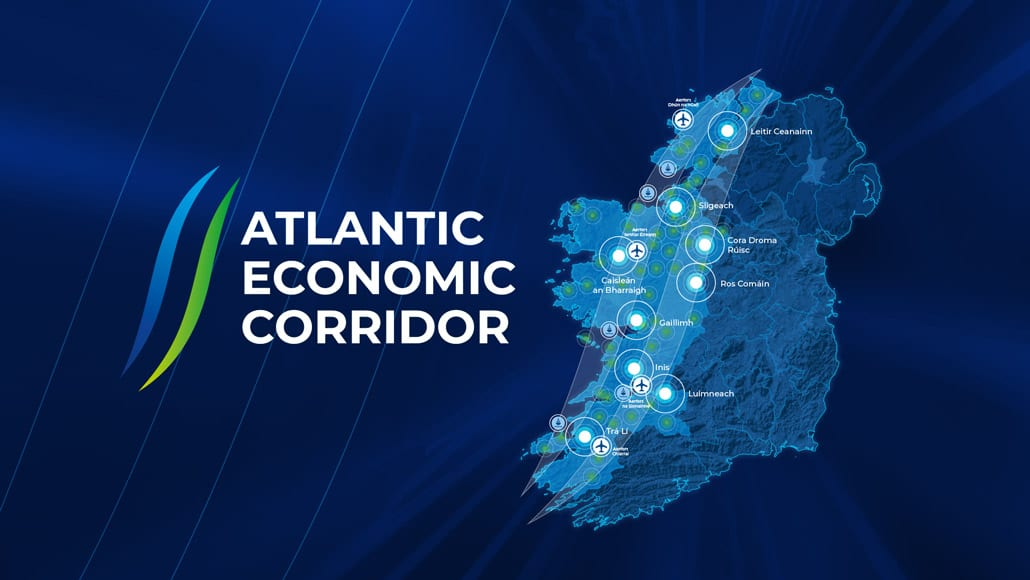 Atlantic Economic Corridor Officer (3 Year Contract)