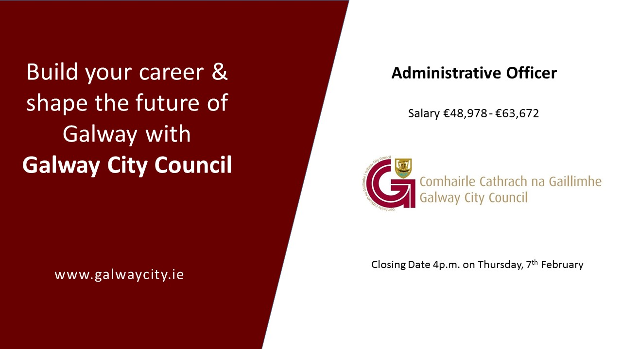Staff Vacancy - Administrative Officer