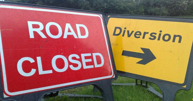 TEMPORARY CLOSING OF ROADS  Roads Act 1993 – Section 75  Roads Regulations 1994 - Article 12 Notice of Decision - St. Dominick's Rd, St. Dominick's Ave, St. Ignatius Tce, St. Nicholas Rd, Priory Rd, Claddagh Place, Claddagh Ave, South Pk. Place