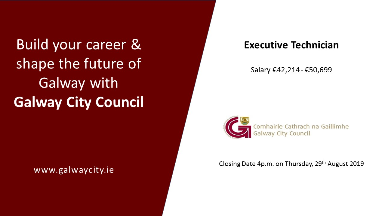 Staff Vacancy - Executive Technician
