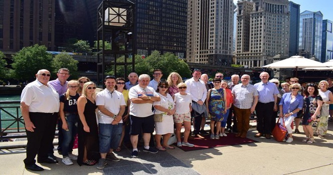 Galway Delegation Visit Chicago and Milwaukee