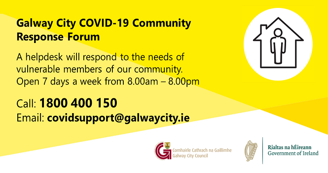 Galway City Community Call