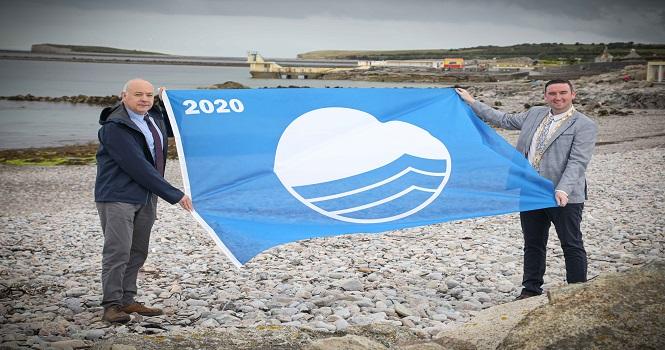 Salthill & Silverstrand Retain Blue Flag Status for 2020