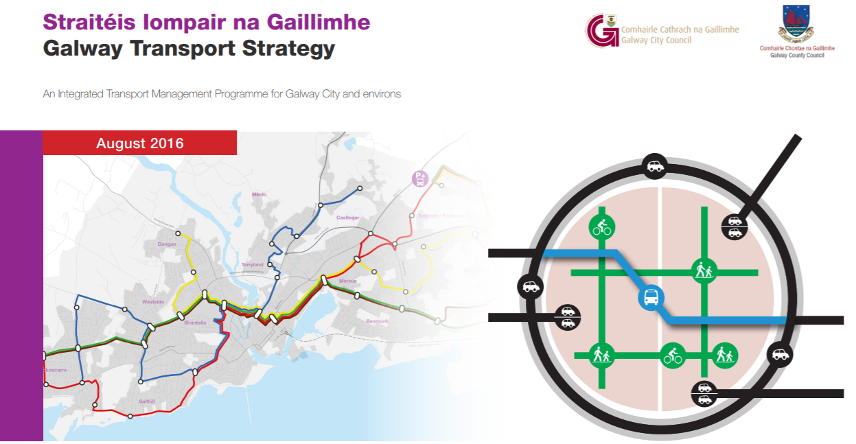 Galway City Mobility Dashboard