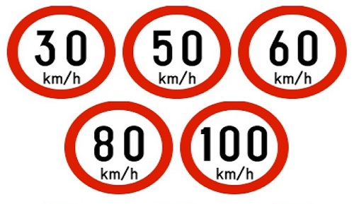 Galway City Council Road Traffic (Special Speed Limits) Bye-Laws No. 1 - 2020