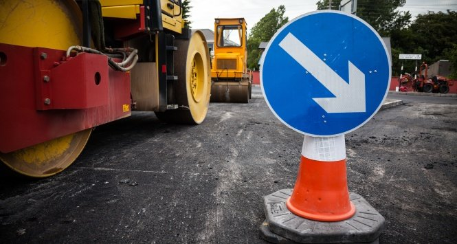 Roadworks Commencing at Eyre Square Wednesday 16th September 2020