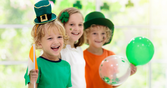 Virtual St. Patrick's Day in Galway City