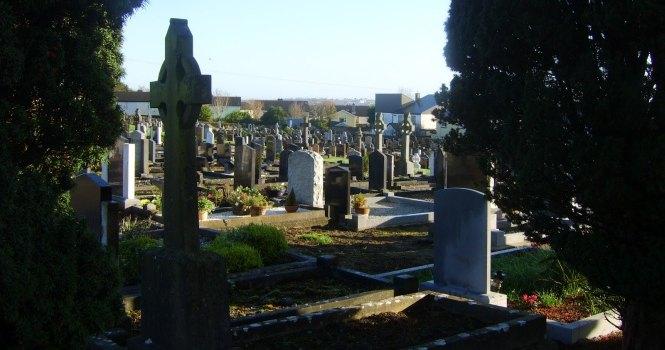 Rahoon Cemetery - Resurfacing Works