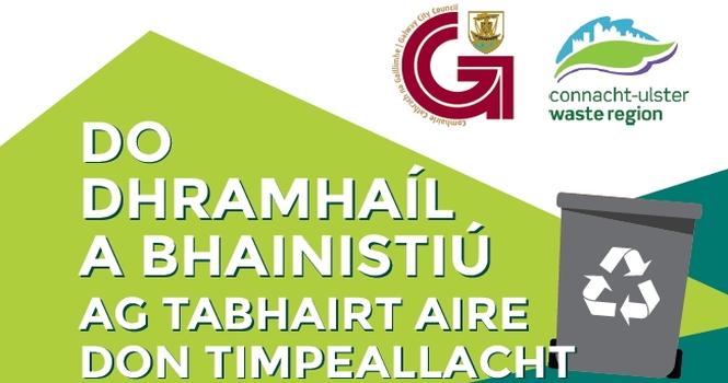 Do Dhramhaíl a Bhainistiú agus ag tabhairt aire don Timpeallacht - Tionscnamh Frith-dhumpála 2017