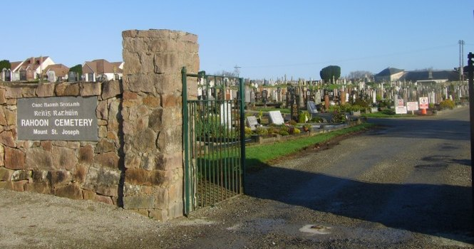 Christmas Day Gate Opening Times at Bohermore & Rahoon Cemeteries