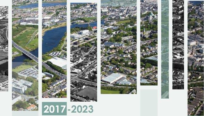 Fógra faoi Athrú Beartaithe ar Phlean Forbartha Chathair na Gaillimhe 2017 - 2023