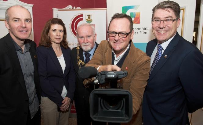 UNESCO City of Film Designation Announced / Tá ainmniúchán Chathair Scannán UNESCO fógartha