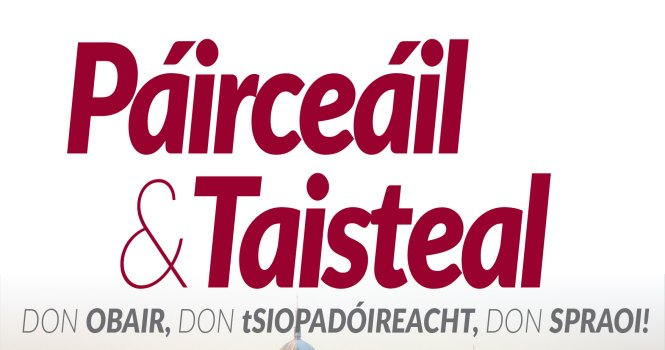 Páirceáil & Taisteal ón Satharn beag seo - €3 an carr