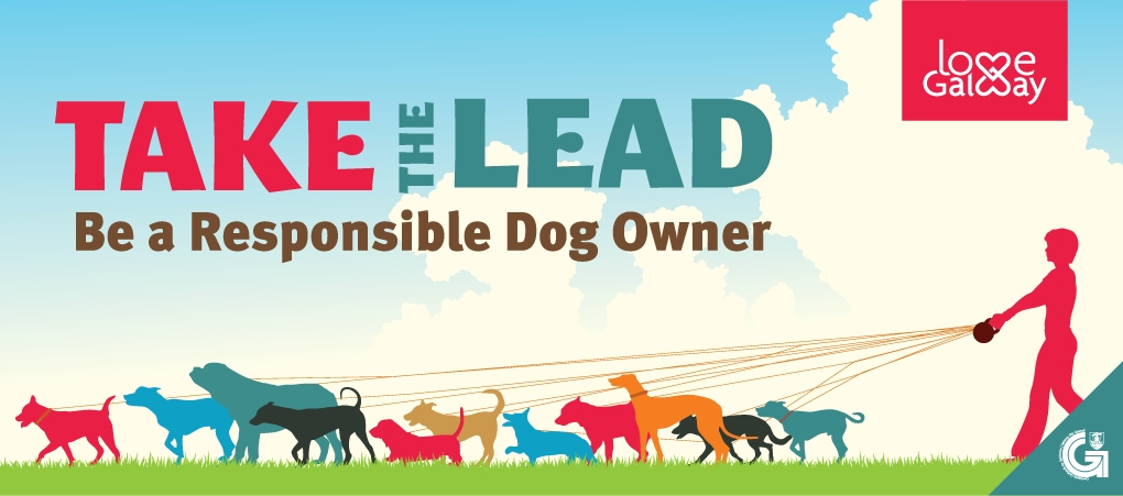 'Take the Lead' Campaign to Reduce Dog Fouling Launched
