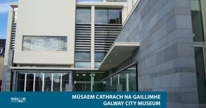 Staff Vacancy: Museum Receptionist, Galway City Museum