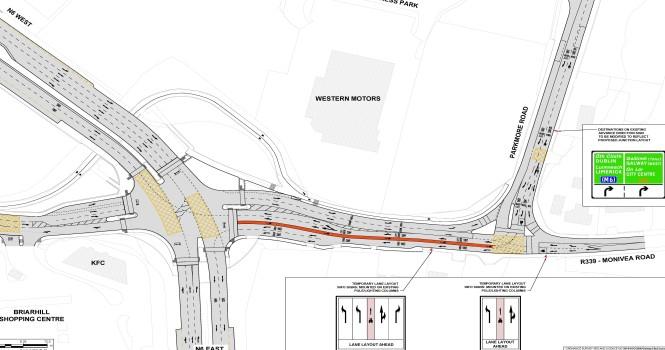 Parkmore Access Improvement Project Update