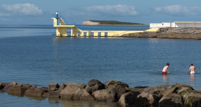 REHABILITATION WORKS TO BLACKROCK DIVE TOWER PROTECTED STRUCTURE