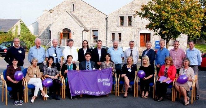 Galway City's Purple Flag Renewal